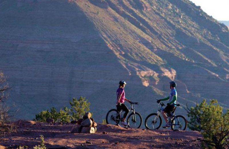 Bike Trails at Gateway Canyons Resort