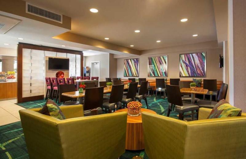 Dining at SpringHill Suites Phoenix Glendale/Peoria.
