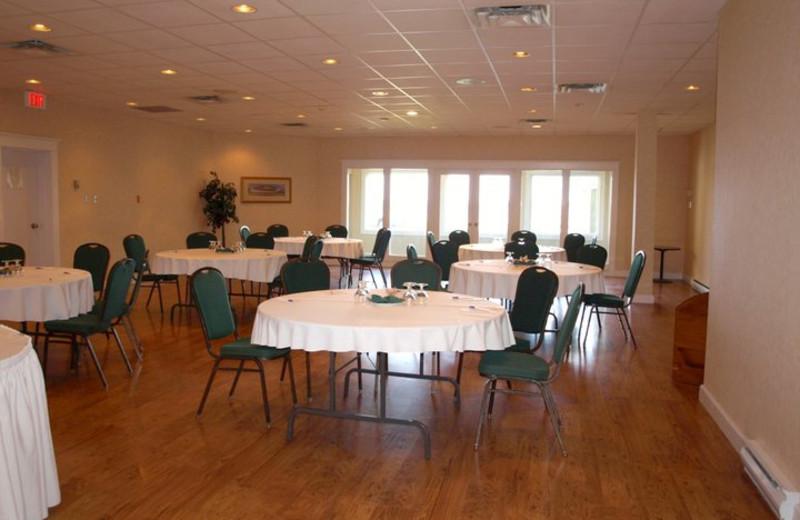 Banquet Room at Atlantica Hotel