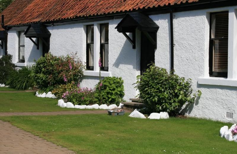 Exterior view of Inn at Lathones.