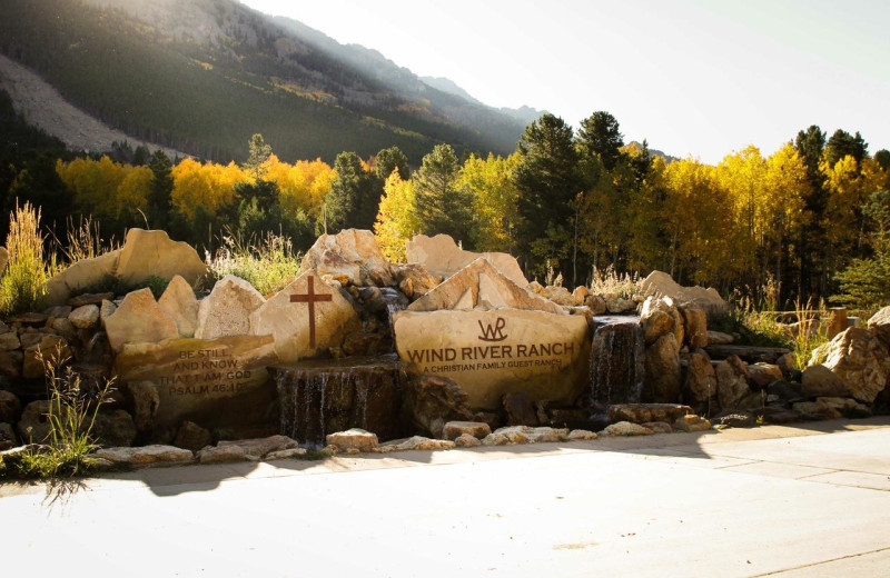 Welcome to Wind River Ranch.