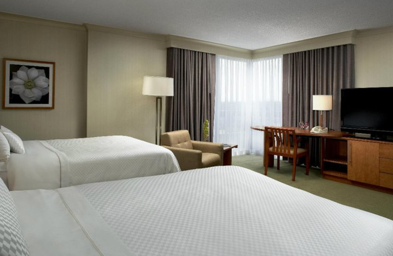 Guest Room at The Westin Prince, Toronto