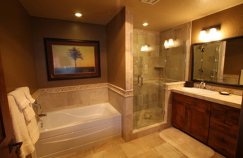 Guest Bathroom at Durango Mountain Resort
