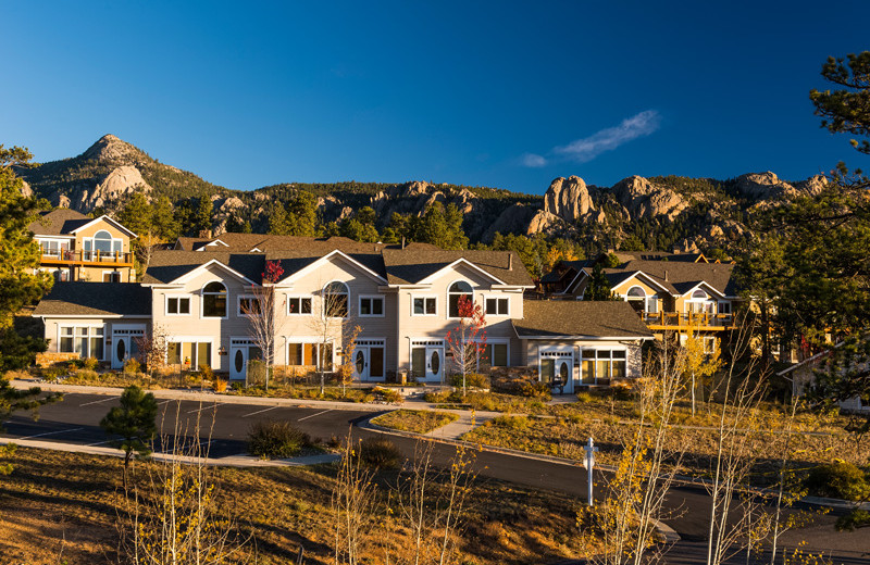 Rental Condos at The Stanley Hotel
