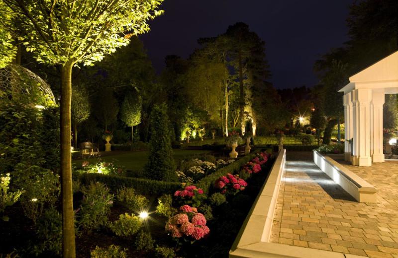 Garden at Keadeen Hotel.