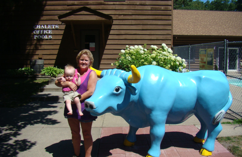 Family at Gull Four Seasons Resort.