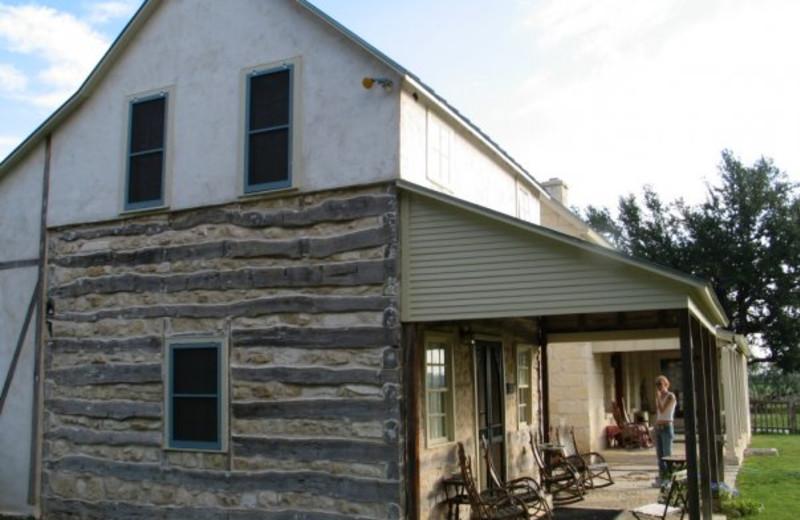 Exterior View of Full Moon Inn