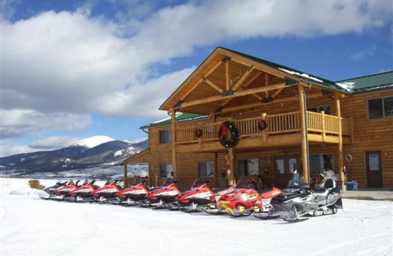 Holidays at Montana High Country Lodge.