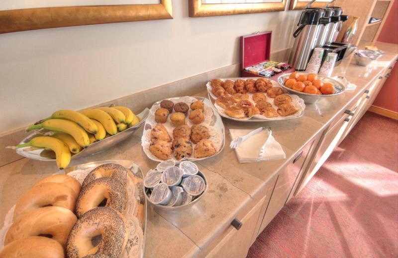 Breakfast at Centennial Lodge of Beaver Creek.