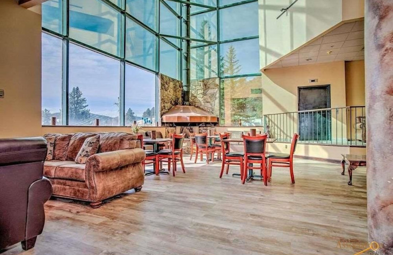 Lobby at Copper Mountain Resort.
