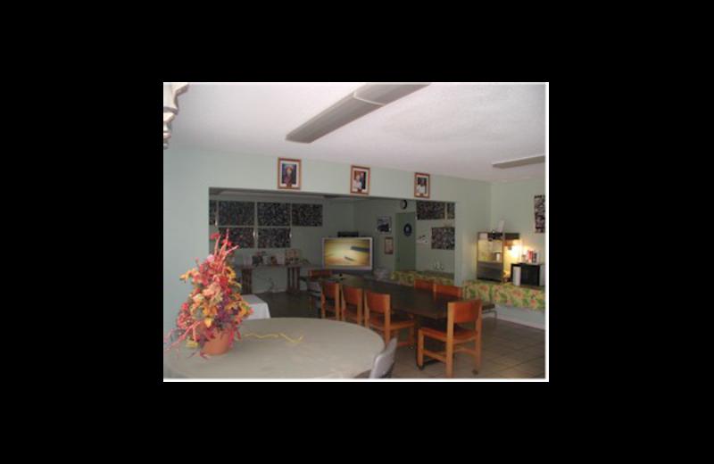 Activity Center at Club Trinidad.