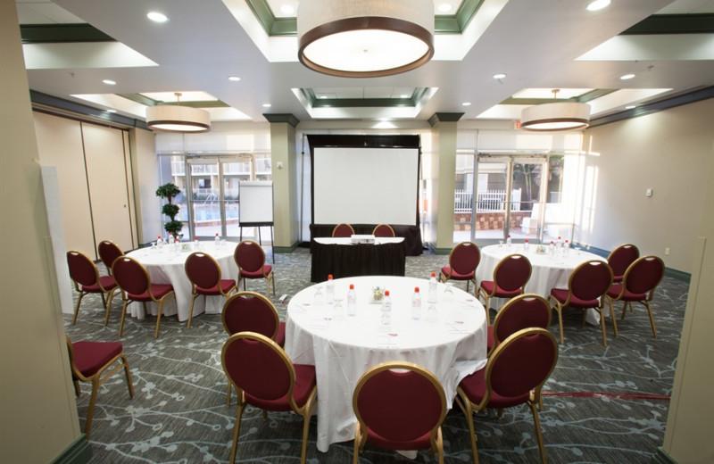 Conference at Crowne Plaza Melbourne Oceanfront Resort.