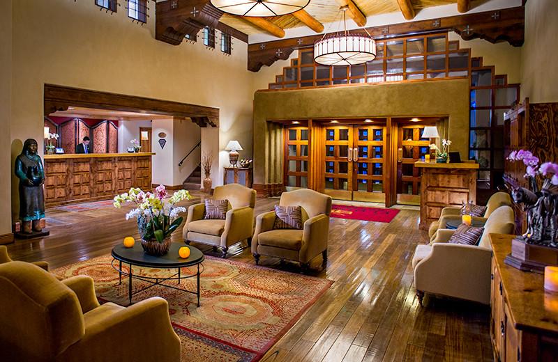 Lobby at Eldorado Hotel.