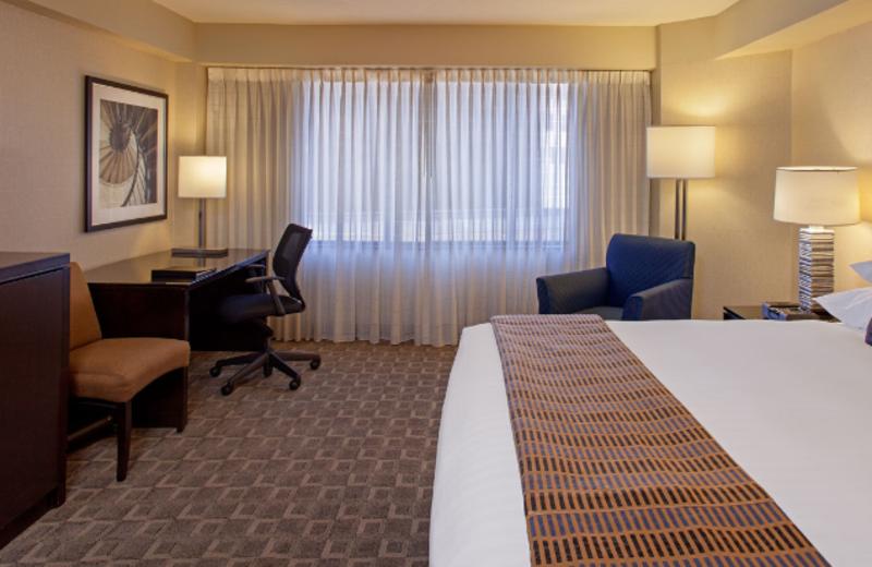 Guest Room at Hyatt Regency Louisville