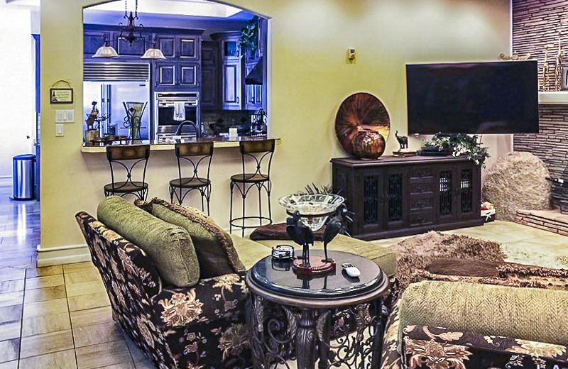 Rental interior at All Seasons Accommodations, Inc.