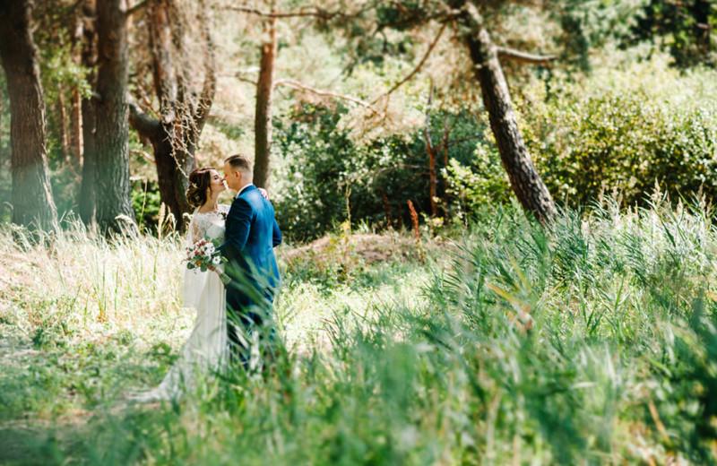 Weddings at The Lodge at Woodloch.