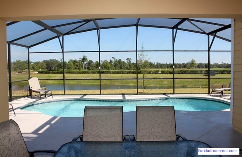 Rental pool at Florida Dream Management Company.