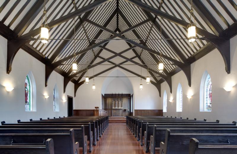 Chapel at The Hotel Viking.