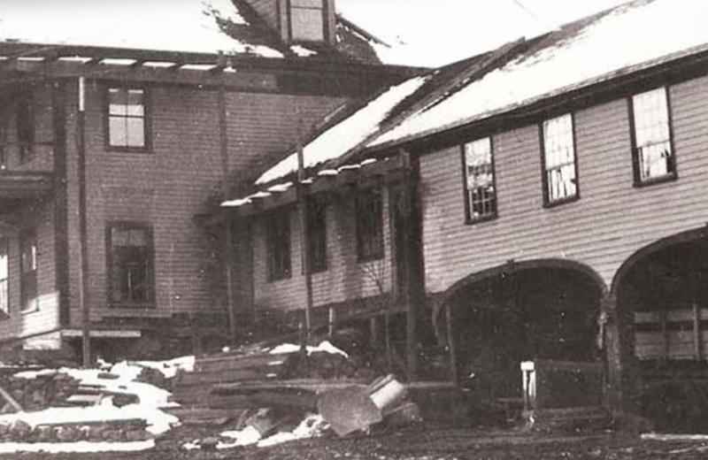 Historical view of Inn at Rabbit Hill Inn.