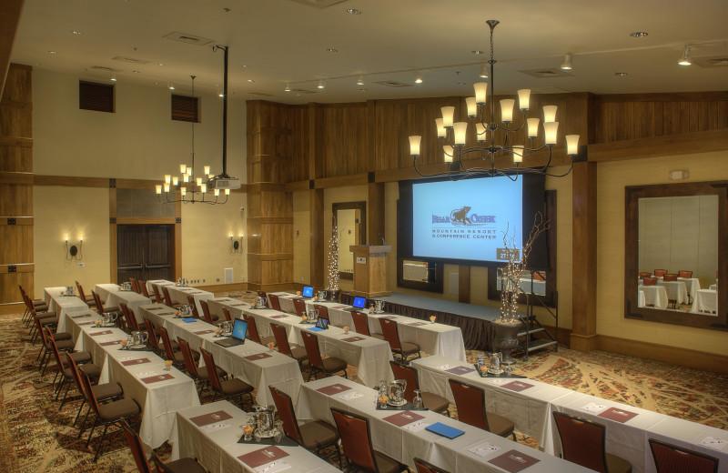 Meetings at Bear Creek Mountain Resort.