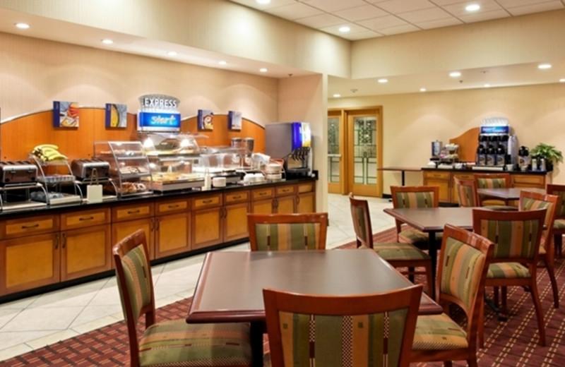 Continental Breakfast at Holiday Inn Express Walnut Creek