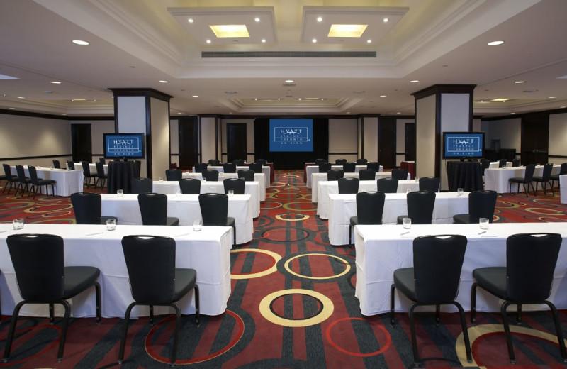 Conference room at Park Hyatt Toronto.