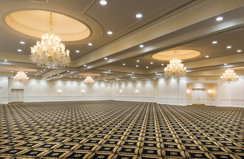 Ballroom at Trump National Doral Miami.