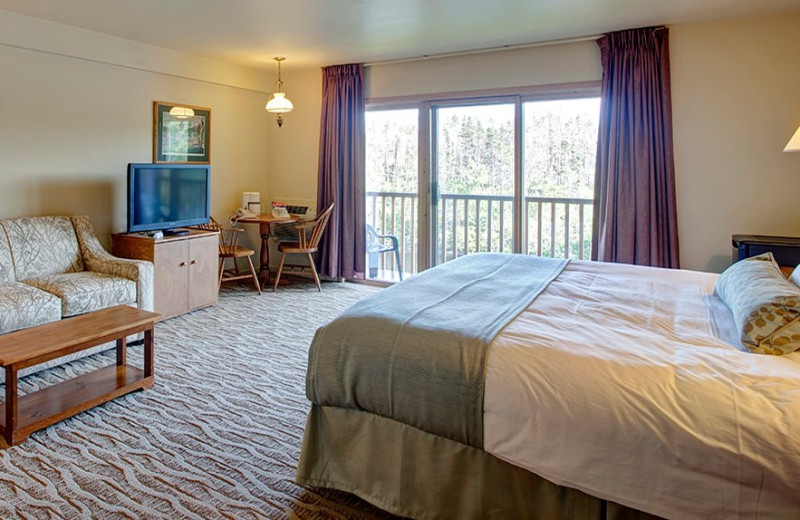 Guest Room at Liscombe Lodge
