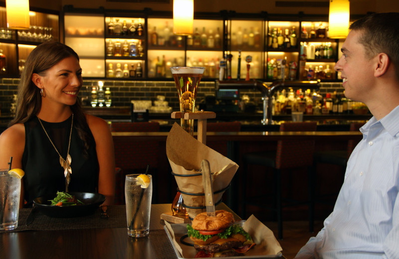Elevations Lounge features a flavorful mix of local foods, artisan cocktails and a thoughtful selection of Colorado craft beers.