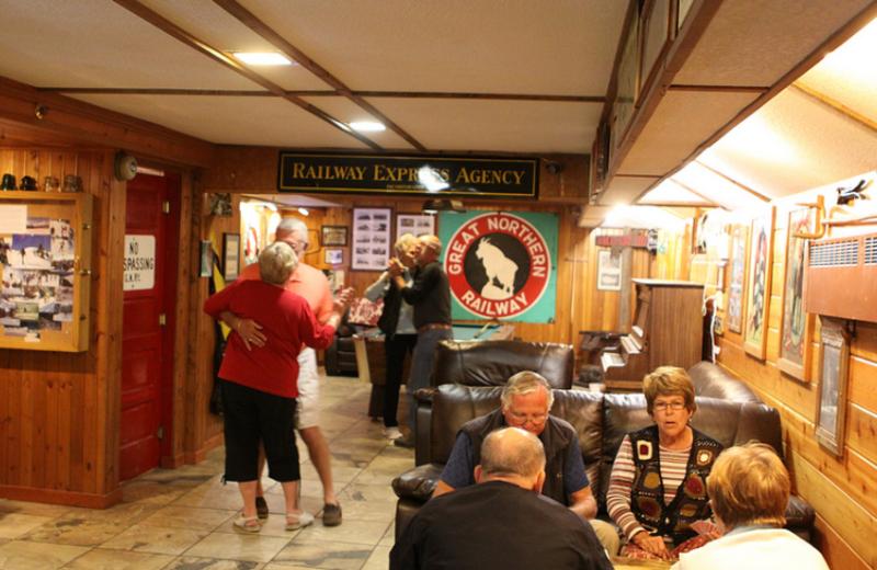 Reunions at Izaak Walton Inn