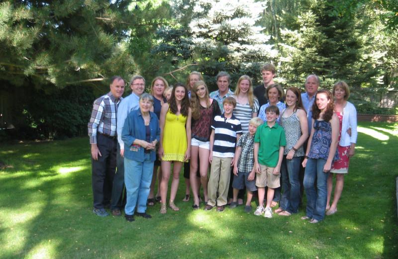 Reunions at Rankin Ranch.