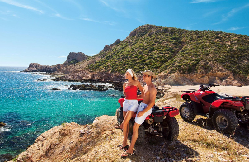 ATV at Playa Grande Resort.