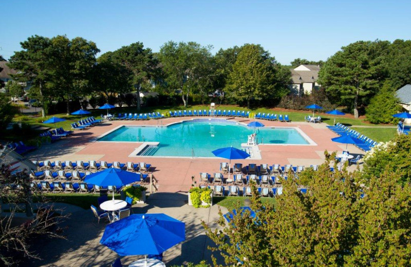 The Villages at Ocean Edge outdooor pool