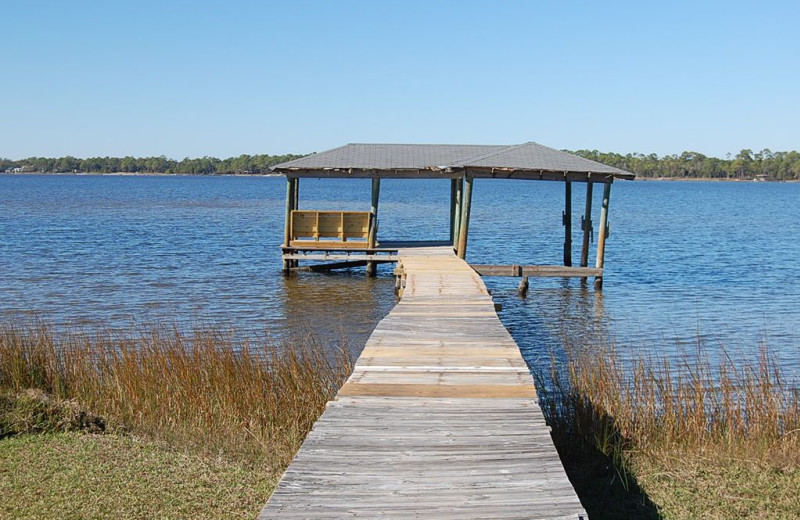 Rental dock at Anchor Vacations, Inc.