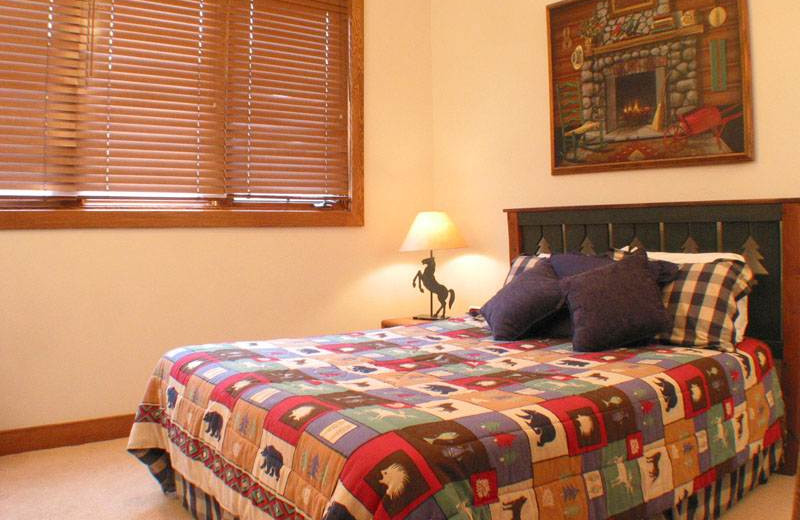 Bedroom at 706A Forest Road - Vail Management Company