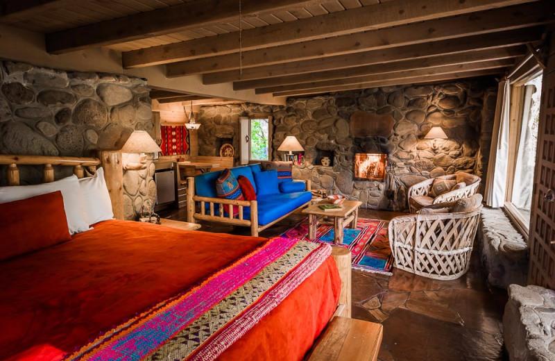 Casa de Piedra cabin at Briar Patch Inn.