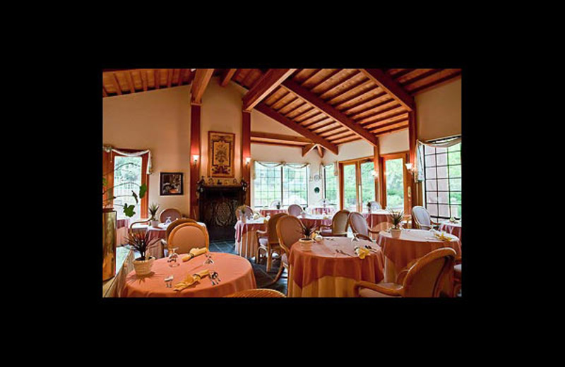 Dining room at Sonoma Coast Villa & Spa Resort.