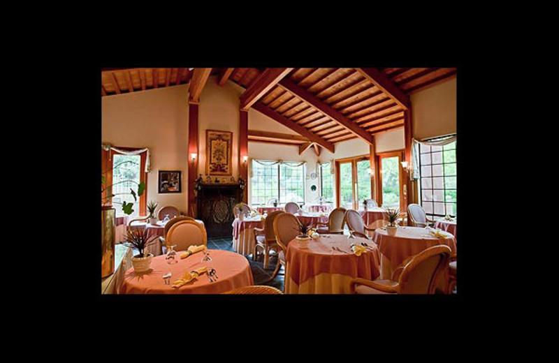 Dining room at Sonoma Coast Villa & Spa Resort.