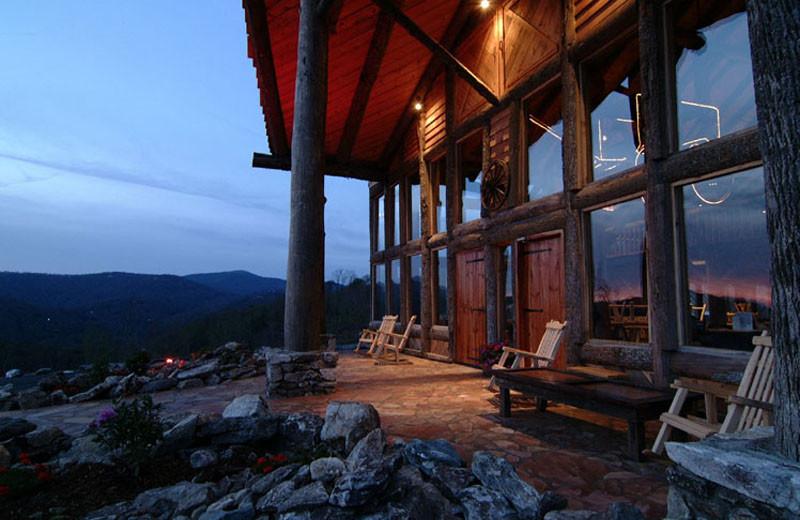 Cabin at Wolf Laurel