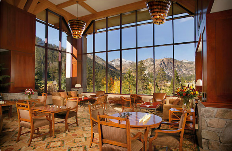 Interior View at Resort at Squaw Creek