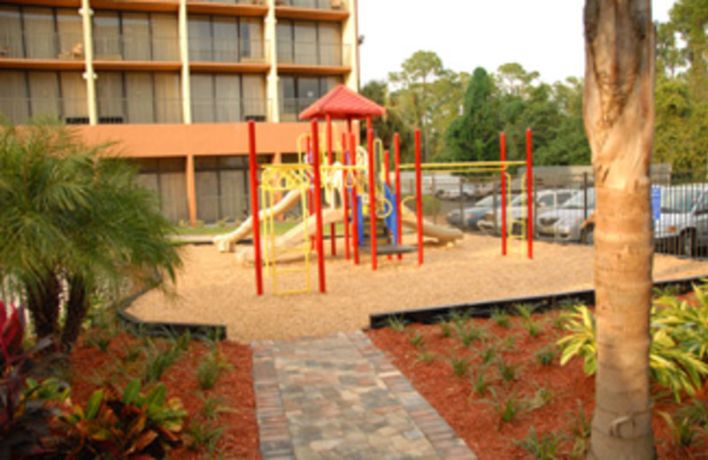 Outdoor Play Area at Holiday Inn Main Gate East