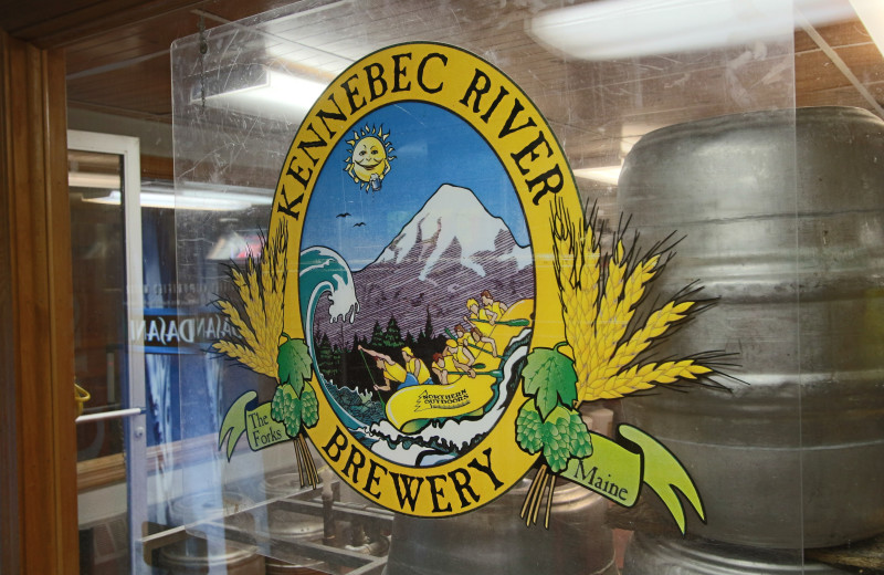 Kennebec River Brewery near Northern Outdoors.