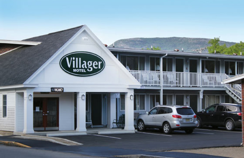 Exterior view of Bar Harbor Villager.