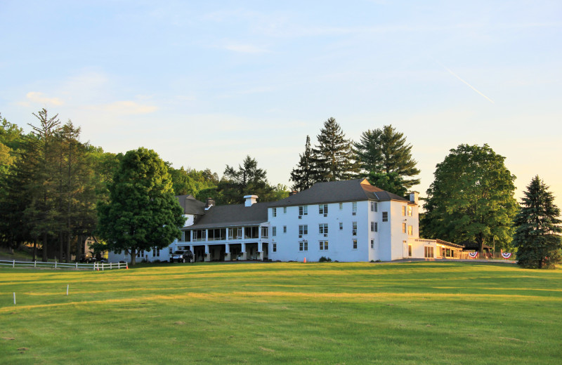 Exterior view of Water Gap Country Club.