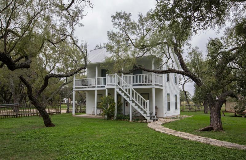 Guest House at Luckenbach Inn B&B.