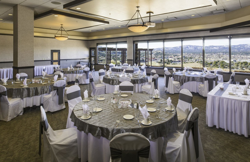 Weddings at Prescott Resort & Conference Center.