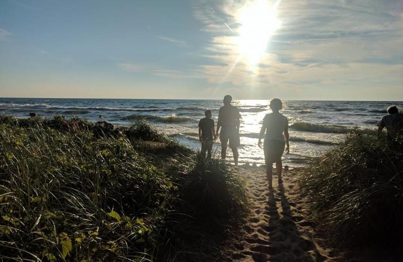 Best Michigan beach!
