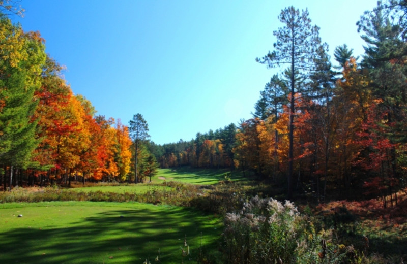 Beautiful Golf Course at Pine Mountain Resort