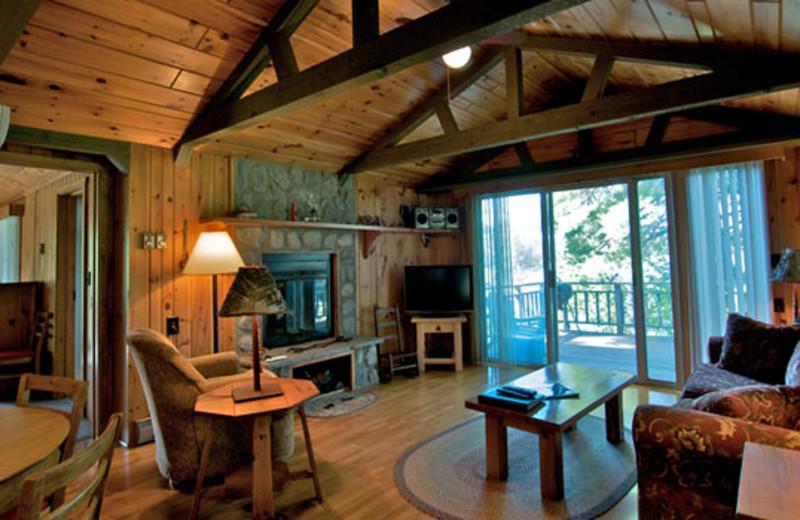 Bayside Cabin
