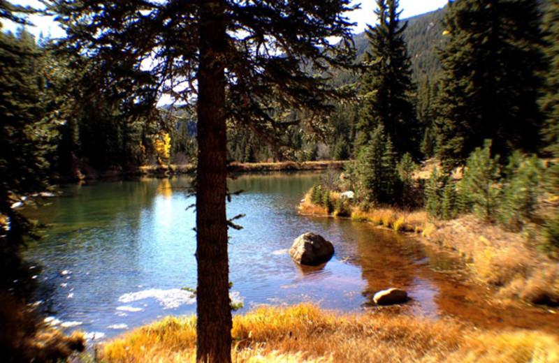Beautiful view at The Ranch at Emerald Valley.